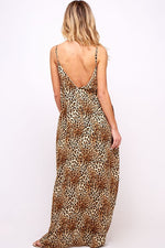 WELCOME TO THE JUNGLE MAXI DRESS
