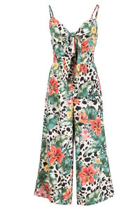 LEAH TROPICAL JUMPSUIT