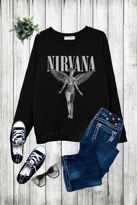 NIRVANA PULLOVER SWEATER