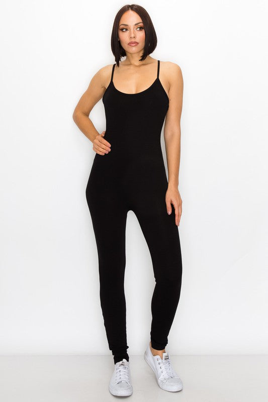 BLACK DIAMOND ONE PIECE BODYSUIT