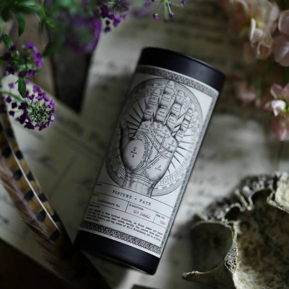 L'APOTHECAIRE FORTUNE + FATE CANDLE