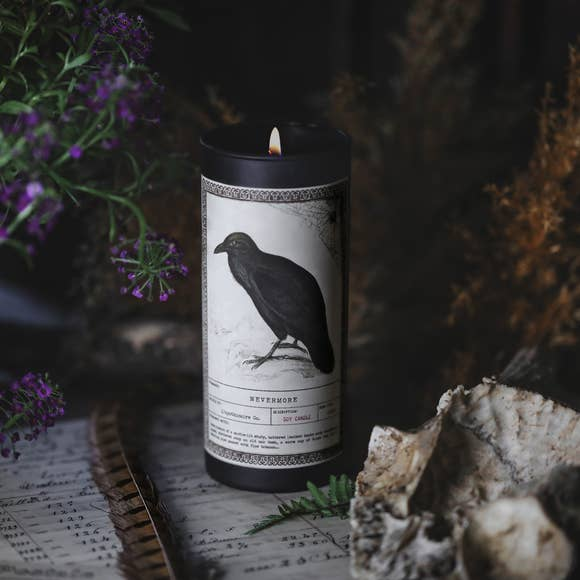 L'APOTHECAIRE NEVERMORE CANDLE