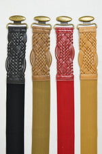 GEMMA BRAIDED BELT
