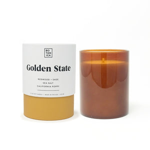 Golden State Medium Candle