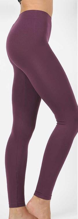 ASTRID SOLID LEGGING PURPLE-