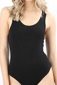 REAGAN SOLID BODYSUIT-