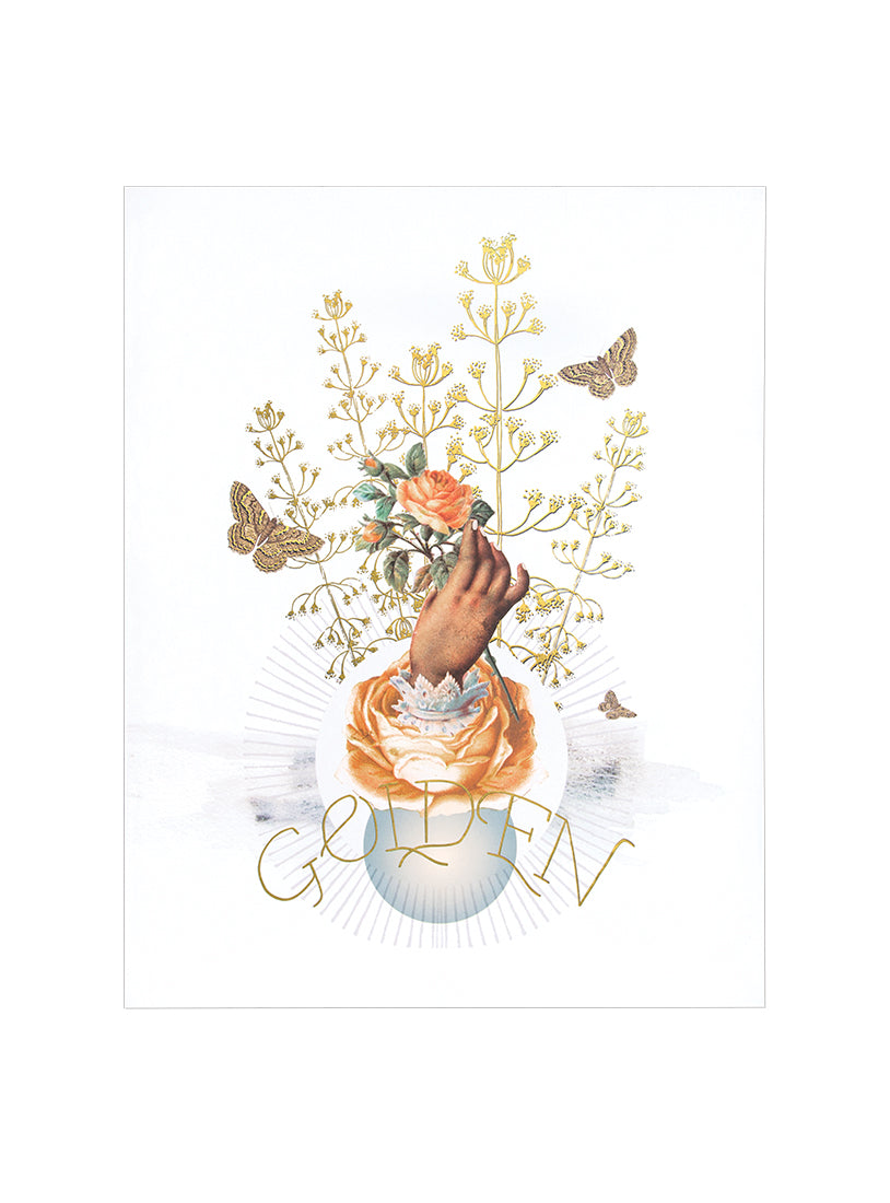 Art Print - Golden