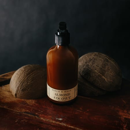 Vegan Almond Coconut Body Lotion