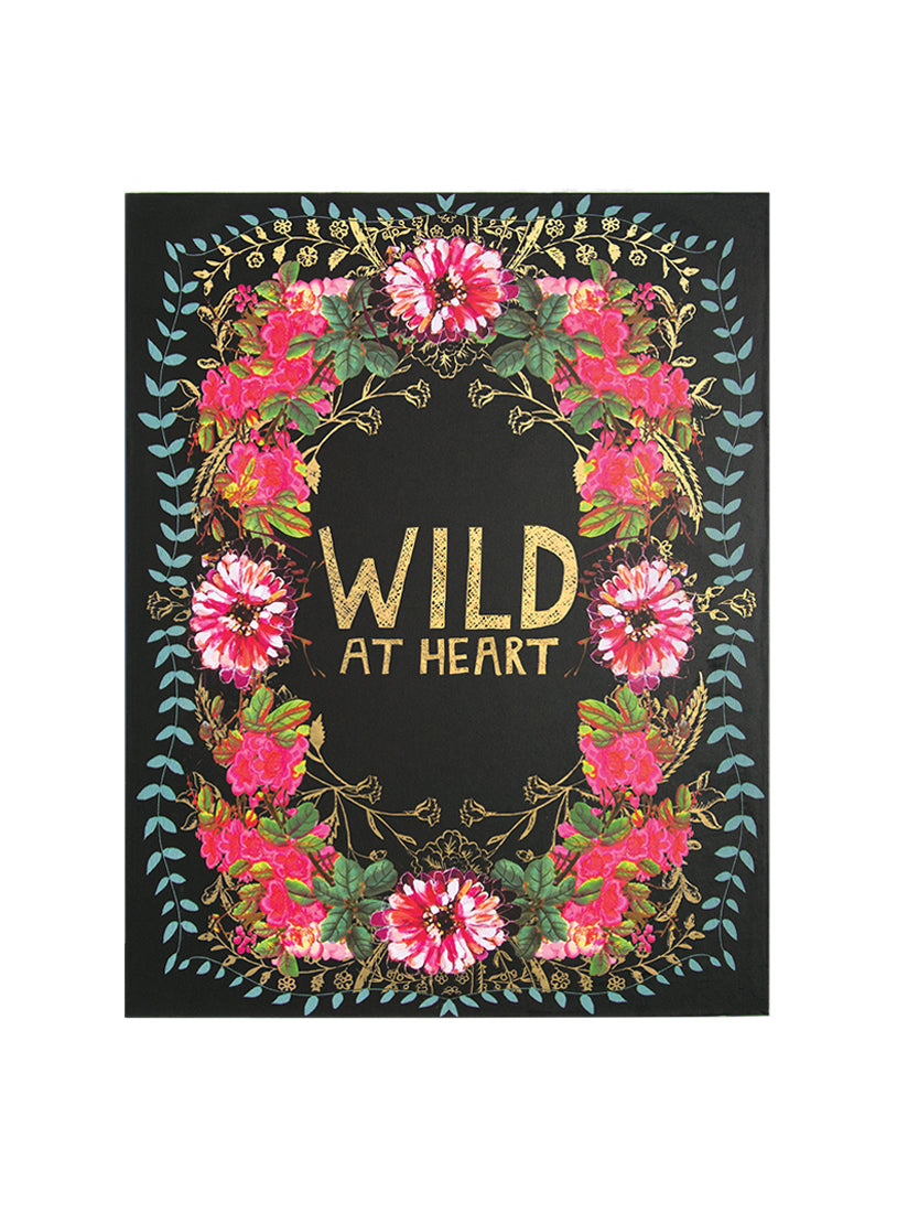 Art Print - Wild at Heart