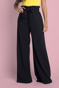 PARISIAN WIDE LEG PANTS