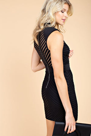 JASMINE LITTLE BLACK DRESS-