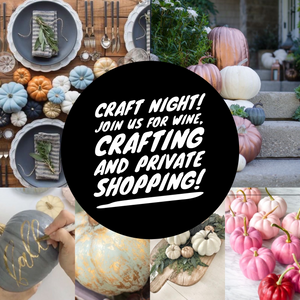 Holiday Craft Night 11/19