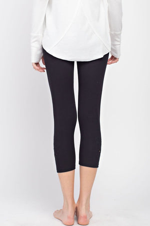 JORDAN EMBROIDERED LEGGINGS-