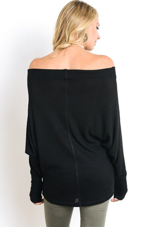 BEXLEY THERMAL TUNIC SWEATER-