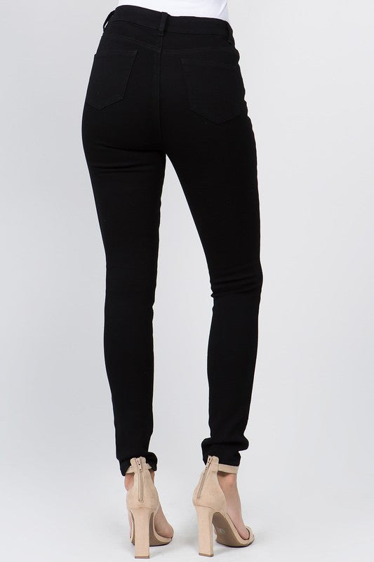 STARLET HIGH RISE SKINNY JEANS