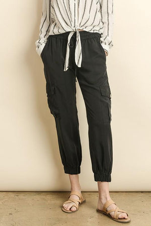 BANDIT CARGO PANTS BLACK