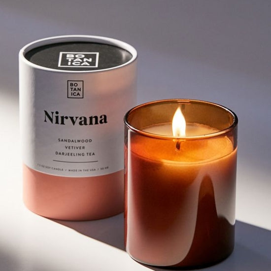 Nirvana Medium Candle