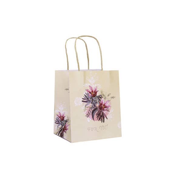 MINI GIFT BAG, BLOSSOM