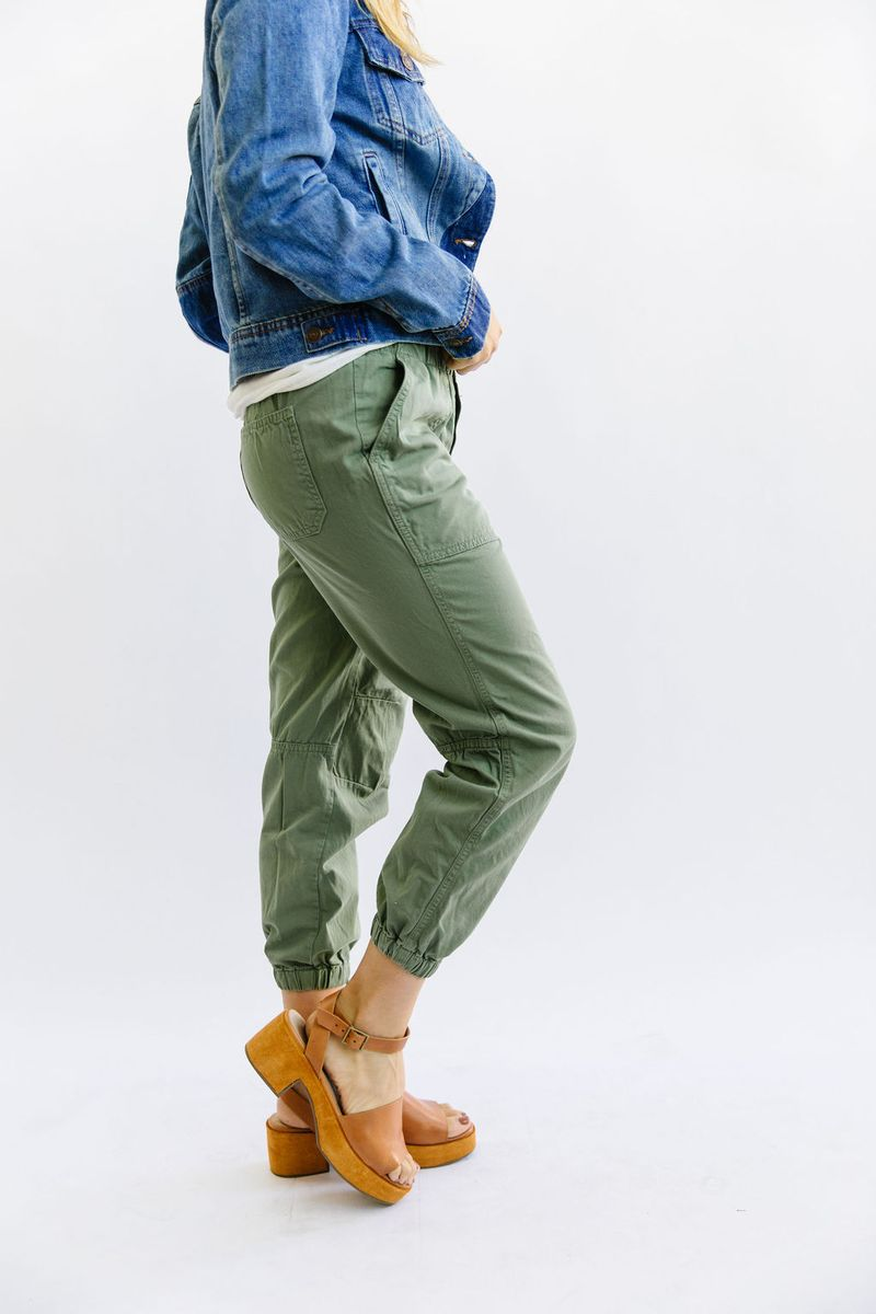 FREE PEOPLE JOGGER PANTS