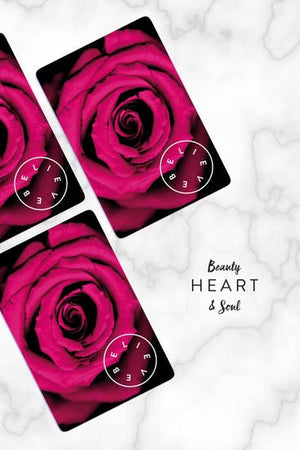BEAUTY HEART + SOUL DAILY LOVE CARDS