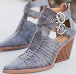 TRACY STRAPPY BOOTIE