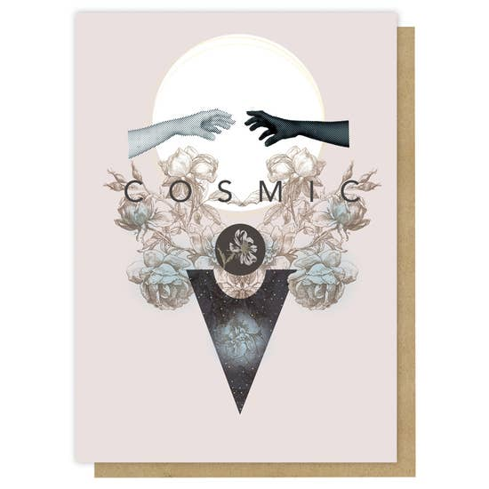 C13 - Greeting Card - Cosmic