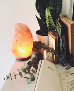 NATURAL HIMALAYAN SALT LAMPS