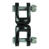 Ring Mountable Shackle Swivel for Suspension Rings - 23-36kN