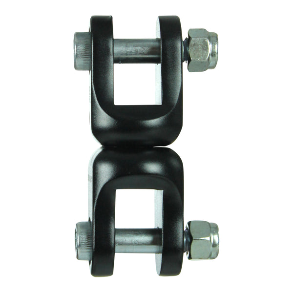 Ring Mountable Shackle Swivel for Suspension Rings 23-36kn