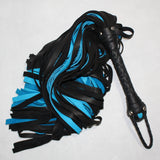 Deer Hide Flogger - Leather Flogger - Custom to order