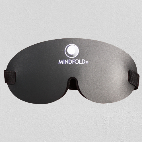 Mindfold – Sensory Deprivation Mask – Blindfold