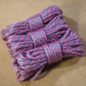 "Color of the Month! - March - 1/4"" -  6mm - Solid Braid MFP Rope"