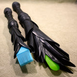 April Fool's Sale: Weird Petals – Rubber & Silicone Petal Slappers – Vegan Paddles, Floggers, Jacks