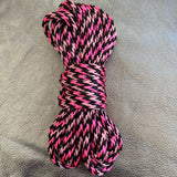 "Color of the Month! - February FLASH - 1/4"" -  6mm - Solid Braid MFP Rope"