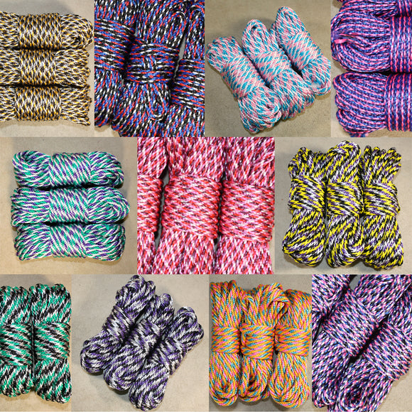 Pride Rope! – Pride Twists – June Colors of the Month – 1/4