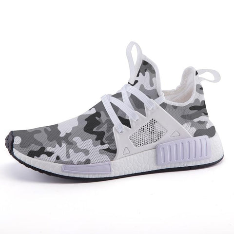 "Snow Camo ""Speed"" Sport Shoes"