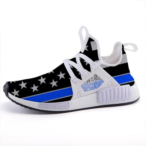 "Thin Blue Line ""Speed"" Sport Shoes"