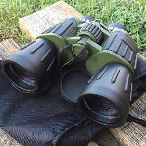 Olive Drab Day/Night 60x50 Military Grade Zoom Binoculars