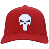 LIMITED EDITION PUNISHER FLEXFIT BASEBALL CAP - 30% OFF WHILE SUPPLIES LAST! - Veteran Tees - 8