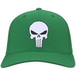 LIMITED EDITION PUNISHER FLEXFIT BASEBALL CAP - 30% OFF WHILE SUPPLIES LAST! - Veteran Tees - 5