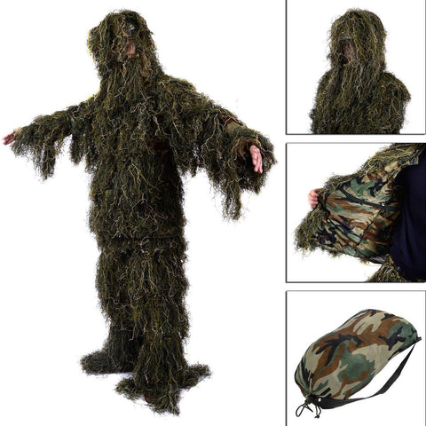 Premium Quality Ghillie Suit XL/XXL - FREE SHIPPING WHILE SUPPLIES LAST!