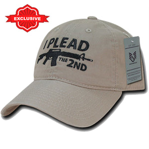 "LIMITED EDITION;  I Plead The 2nd"" - Veteran Tees - 1"