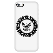 LIMITED EDITION - Official U.S. Navy Logo Phone Case - Veteran Tees - 5