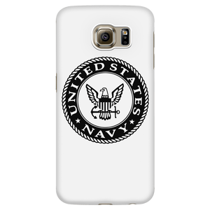 LIMITED EDITION - Official U.S. Navy Logo Phone Case - Veteran Tees - 3