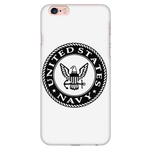 LIMITED EDITION - Official U.S. Navy Logo Phone Case - Veteran Tees - 6