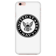 LIMITED EDITION - Official U.S. Navy Logo Phone Case - Veteran Tees - 7
