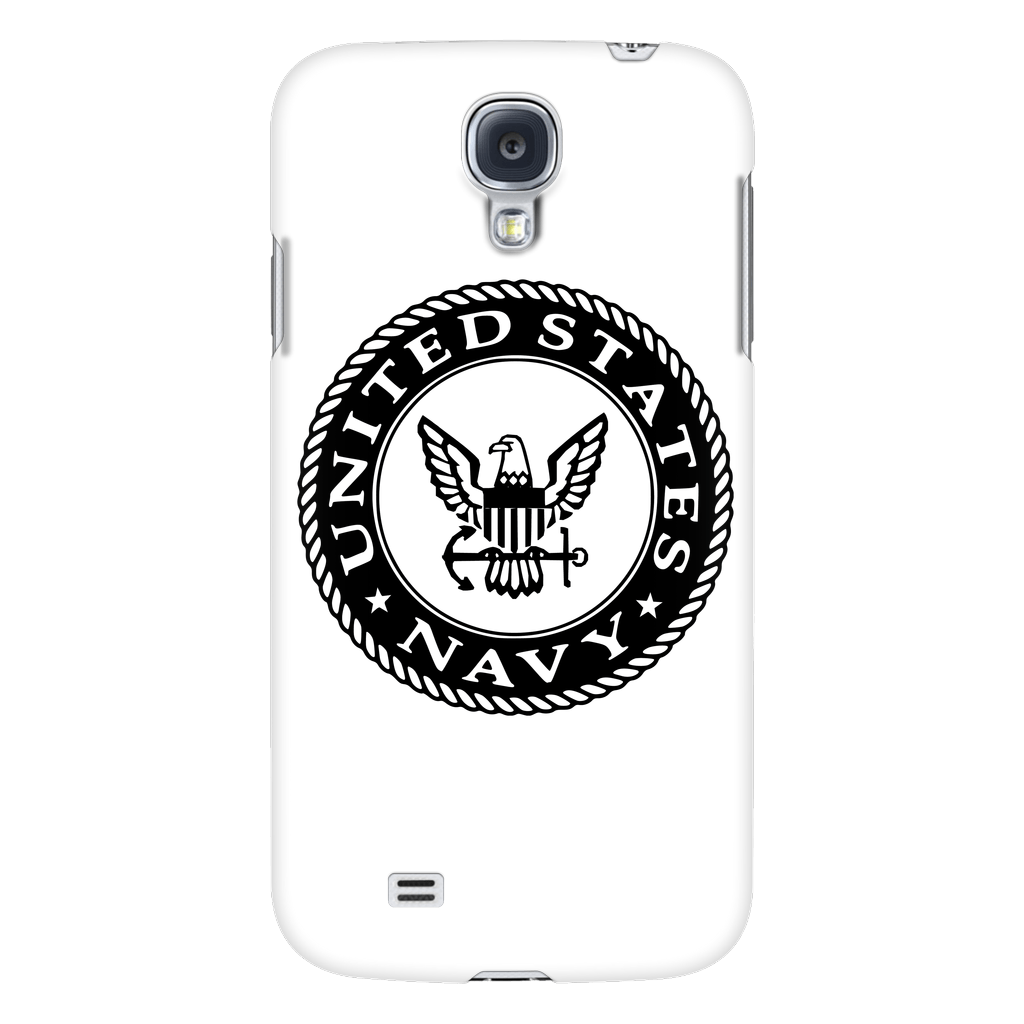 LIMITED EDITION - Official U.S. Navy Logo Phone Case - Veteran Tees - 1