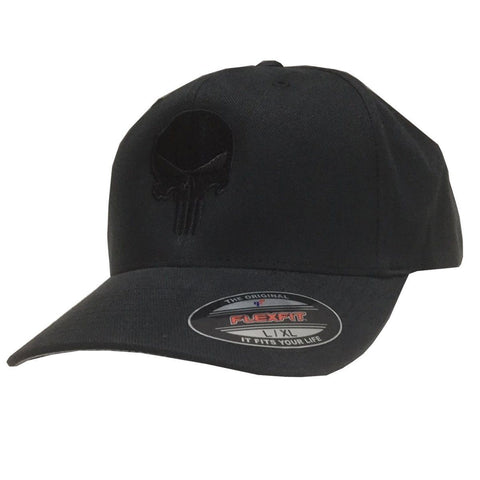 Flexfit Brushed Punisher Hat - 30% OFF WHILE SUPPLIES LAST!