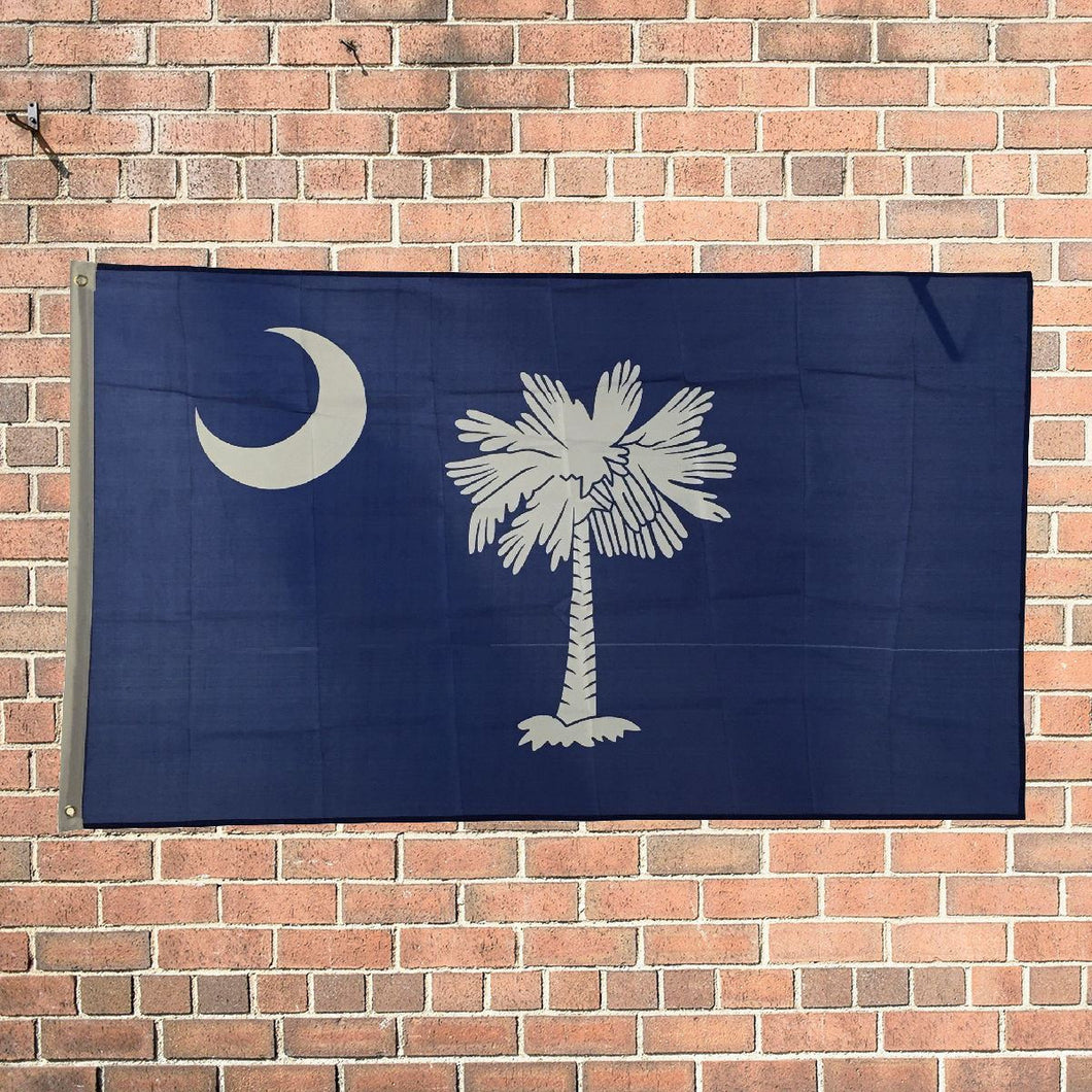 New Design 3'x5' Ft South Carolina State SC Flag - FREE SHIPPING - Veteran Tees - 1