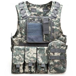 B-TAC LIGHTWEIGHT COMBAT PLATE CARRIER